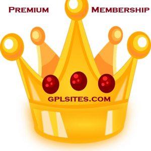 WP GPL Premium Membership