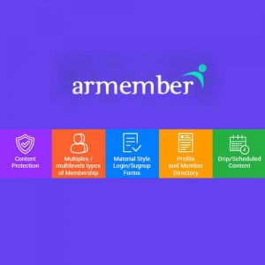 ARMember WordPress Membership Plugin