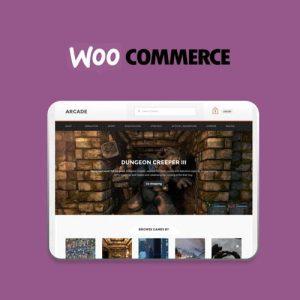 Arcade Storefront WooCommerce Theme