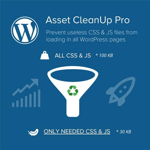Asset CleanUp Page Speed Booster PRO
