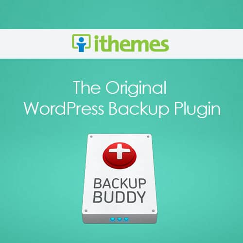 BackupBuddy Pro WordPress Plugin