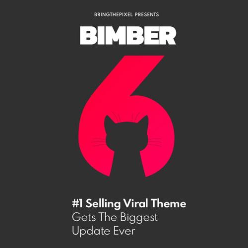 Bimber Viral Magazine WordPress Theme