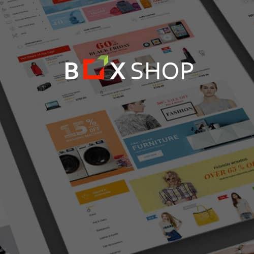 BoxShop Responsive WooCommerce WordPress Theme