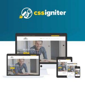 CSS Igniter Technico WordPress Theme