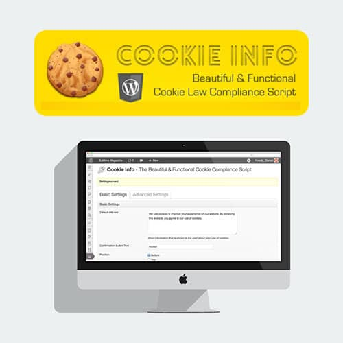 Cookie Info WP