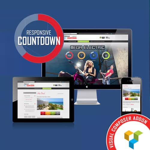 CountDown Pro WP Plugin WebSites Products Offers