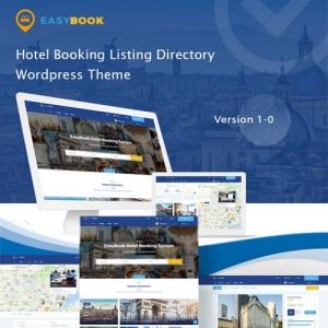 EasyBook Directory & Listing WordPress Theme