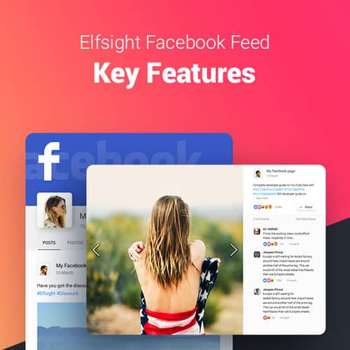 Facebook Feed WordPress Facebook Plugin