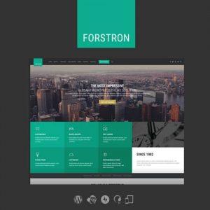 Forstron Legal Business WordPress Theme