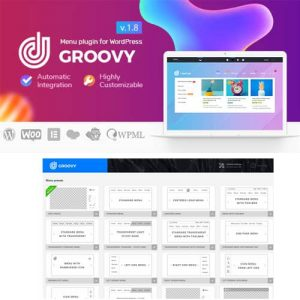 Groovy Mega Menu Responsive Mega Menu Plugin for WordPress