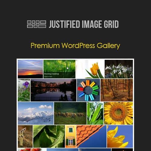Justified Image Grid