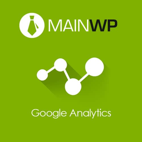 MainWP Google Analytics