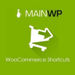 MainWP WooCommerce Shortcuts