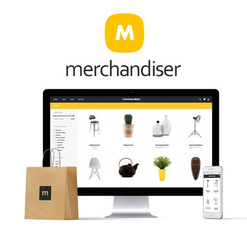 Merchandiser Premium WooCommerce Theme