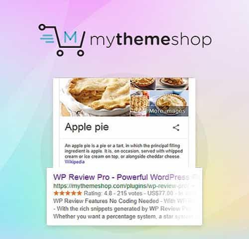 MyThemeShop WP Review Pro