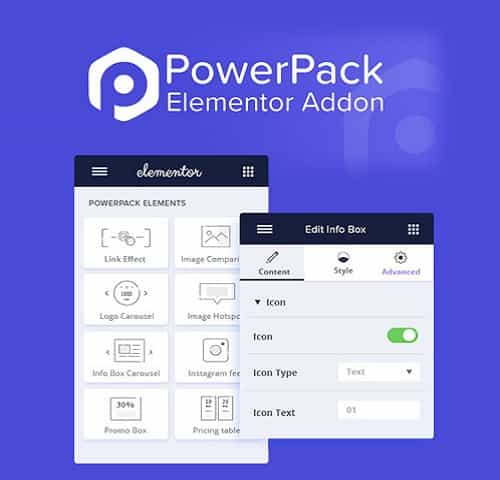 PowerPack Elements for Elementor