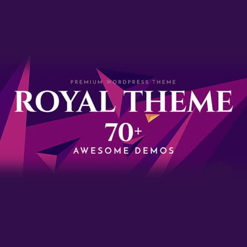 Royal Multi-Purpose WordPress Theme