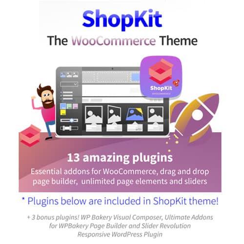ShopKit The WooCommerce Theme