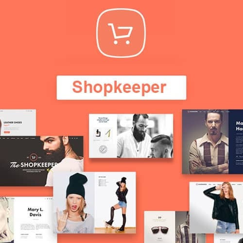 Shopkeeper eCommerce WP Theme for WooCommerce