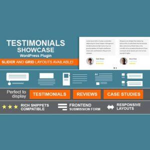 Testimonials Showcase WordPress Plugin