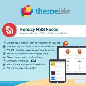 ThemeIsle Feedzy RSS Feeds Premium