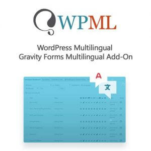 WordPress Multilingual Gravity Forms Multilingual Add-On