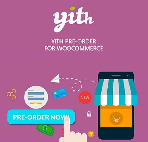 YITH Pre Order for WooCommerce Premium Plugin