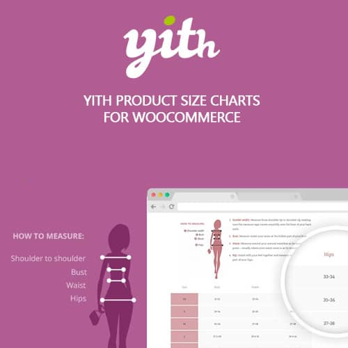 YITH Product Size Charts for WooCommerce Premium