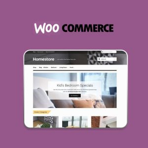 Homestore Storefront WooCommerce Theme
