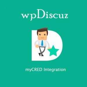 wpDiscuz myCRED Integration